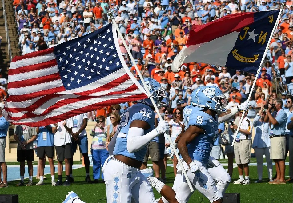 Carolina football receives times and TV info for five 2021 football games
