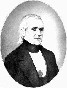 James K Polk quotes