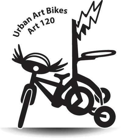 Art Bike Rodeo with Natali Leduc