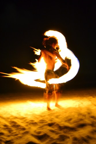 Chattanooga Fire Dancers