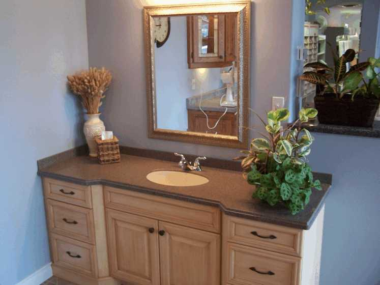maple bathroom cabinets | Chattanoogawoodmasters's Blog on Bathroom Ideas With Maple Cabinets  id=35345