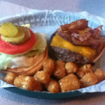 Tubby's Real Burgers-October 15, 2011