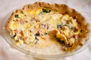 Quiche Fail + A No-Fail Recipe
