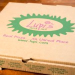 Lupi's Pizza Pies (Hixson)-August 1, 2012