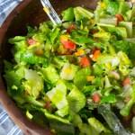My Grandfather's Salad