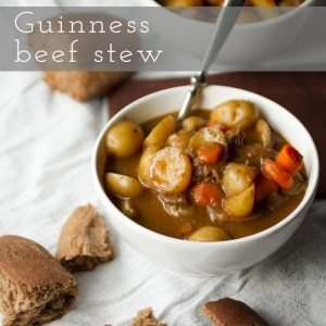 Guinness Beef Stew // chattavore