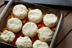 tomato cobbler   chattavore