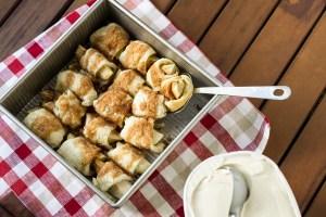 apple dumplings   chattavore
