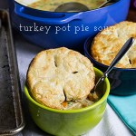 Thankgiving Leftover Makeover: Turkey Pot Pie Soup