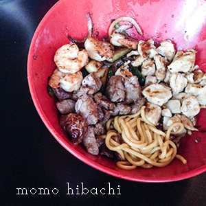 MoMo HIbachi | chattavore