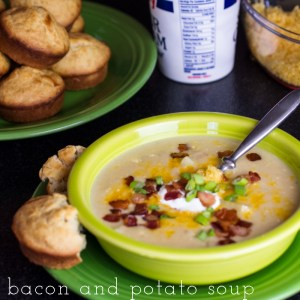 bacon and potato soup | chattavore