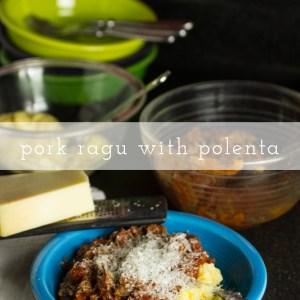 Pork Ragu with Polenta | chattavore