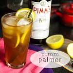 Pimm Palmer (Pimm's & Lemonade)