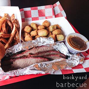 backyard barbecue | chattavore