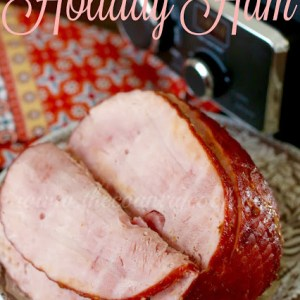 Crock Pot Ham from The Country Cook