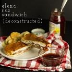 Elena Ruz Sandwich (Thanksgiving Leftover Magic)