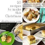 20 Recipes to Make for Christmas Dinner
