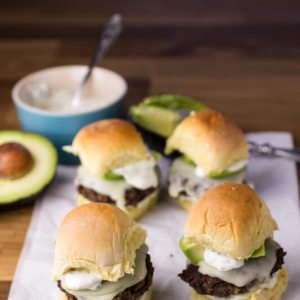Sure, black bean sliders don't taste anything like beef sliders, but that doesn't mean that they aren't delicious! They're also easy and healthy.   recipe from Chattavore.com