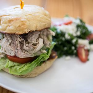 The Daily Ration is a new restaurant in the North Shore/River View area of Chattanooga that serves breakfast, lunch, and, on the weekends, dinner.   restaurant review from Chattavore.com