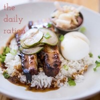 The Daily Ration is a new restaurant in the North Shore/River View area of Chattanooga that serves breakfast, lunch, and, on the weekends, dinner. | restaurant review from Chattavore.com