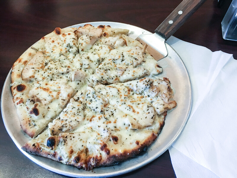 Bob's Brick Oven is a small pizza joint in Rock Spring, Georgia that is on top of their game with homemade pizzas and ice cream plus great service! | Restaurant Review from Chattavore.com