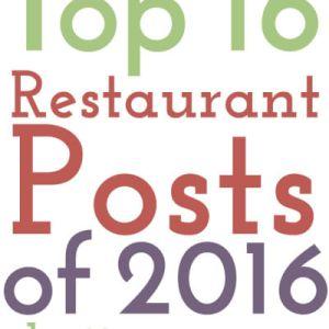 Chattavore's Top 16 Restaurant Posts of 2016 | Chattavore.com