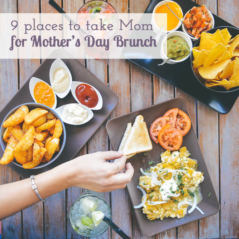 If you need ideas for Sunday, I've got the list of the best Chattanooga Restaurants to take Mom for Mother's Day brunch! Links to my reviews are included where applicable!   List from Chattavore.com