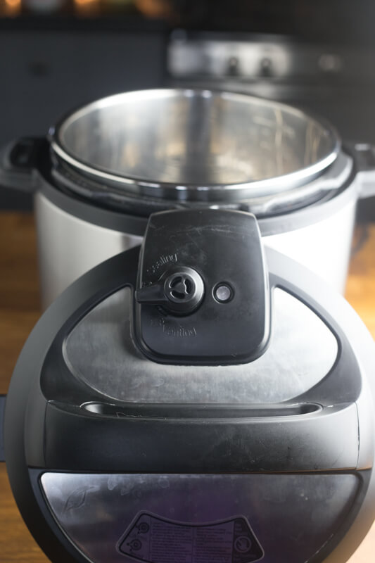 The first and most important step of using your Instant Pot is knowing what everything is. Here's a quick guide to getting to know your Instant Pot! #InstantPot #InstantPotBasics #InstantPotTutorial | Chattavore.com