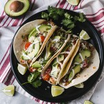 Instant Pot Chicken Tacos (Freezer Meal)