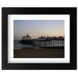 The-lights-coming-on-Eastbourne-Pier