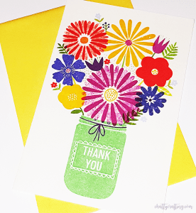 What are the colors you know that the person receiving your card would love too look at and keep?! We can use gorgeous greeting cards like these below to gather some color inspiration with...
