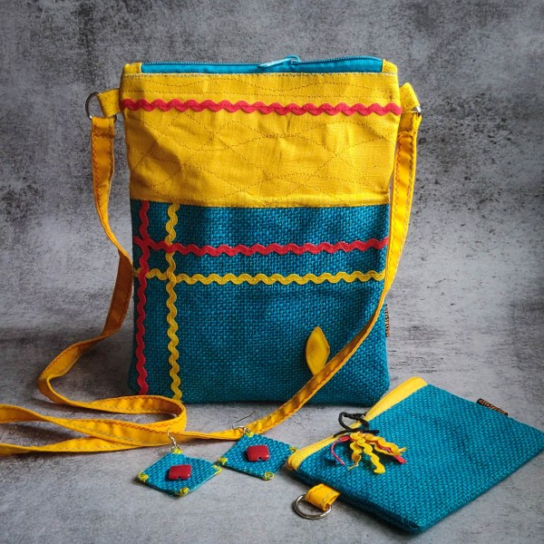 Buy Handmade Bags and Pouches Online