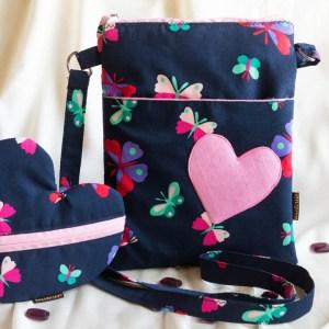 Buy Navy Blue Crossbody Bag Online