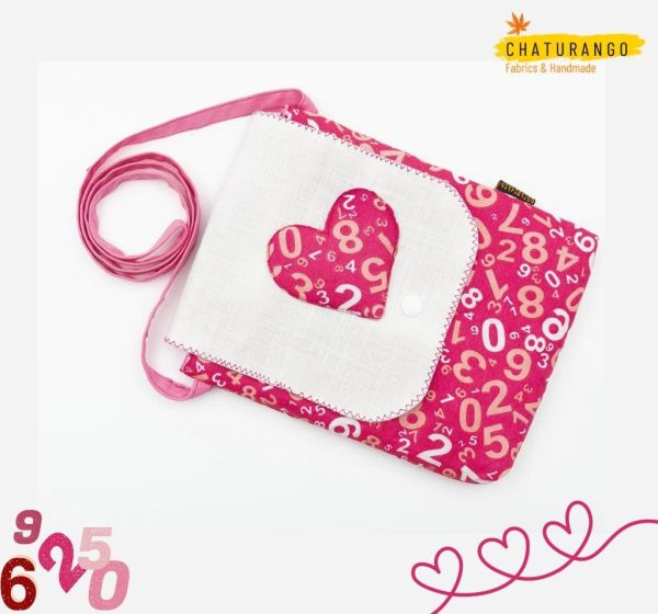 Chaturango - Buy Pink Sling Bag for Girls Online at best price
