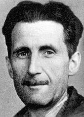Visionär: George Orwell.