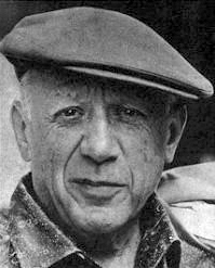 Malte auch Katzen: Pablo Picasso.