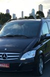 Melbourne Chauffeur Luxury Vans
