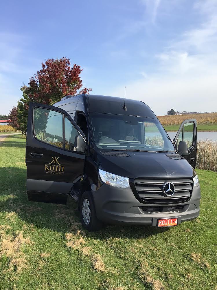Minibus and driver hire