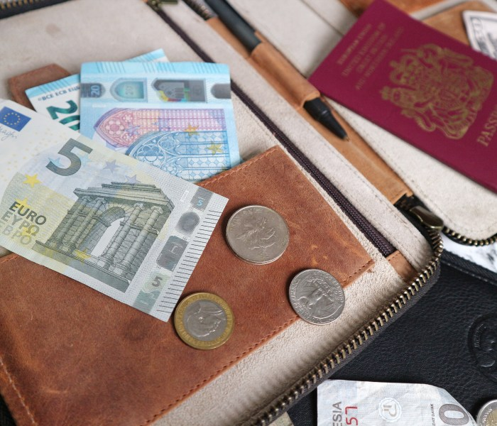 Top 5 Travel Money Tips