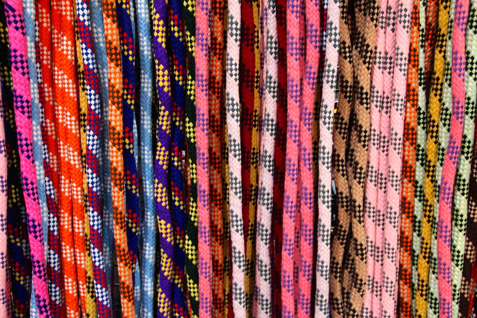 Les lacets en folie