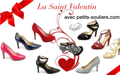 La Saint Valentin avec Petits Souliers