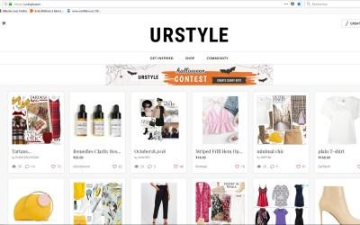 Urstyle : un support pour créer vos tenues