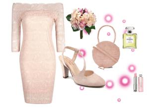 chaussure femme petite pointure rose