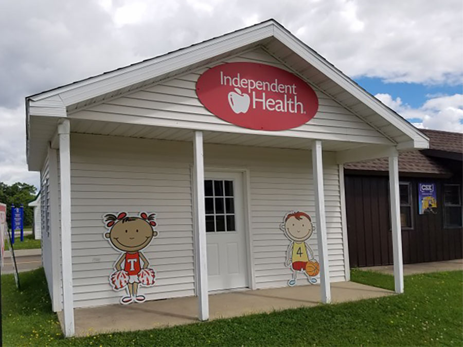 Independent Health at the Children's Safety Village