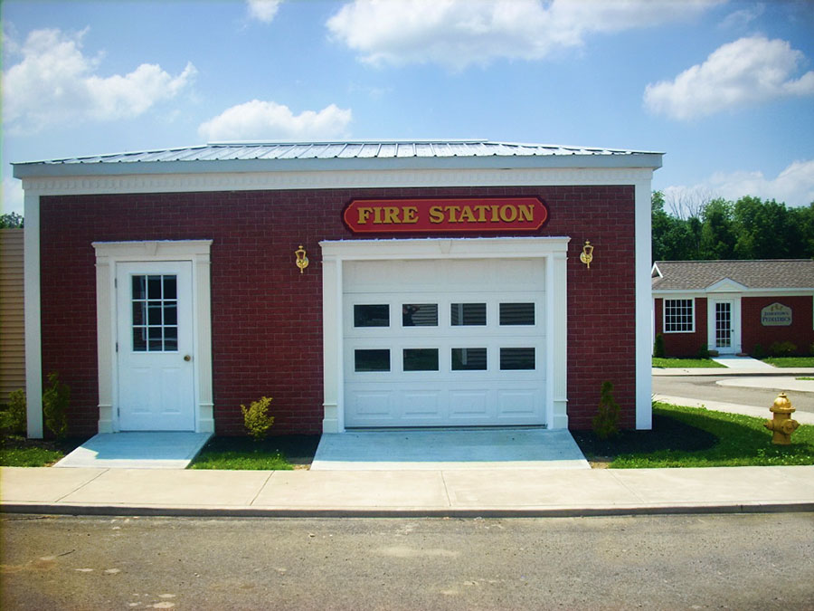 Fire Station at the Children's Safety Village