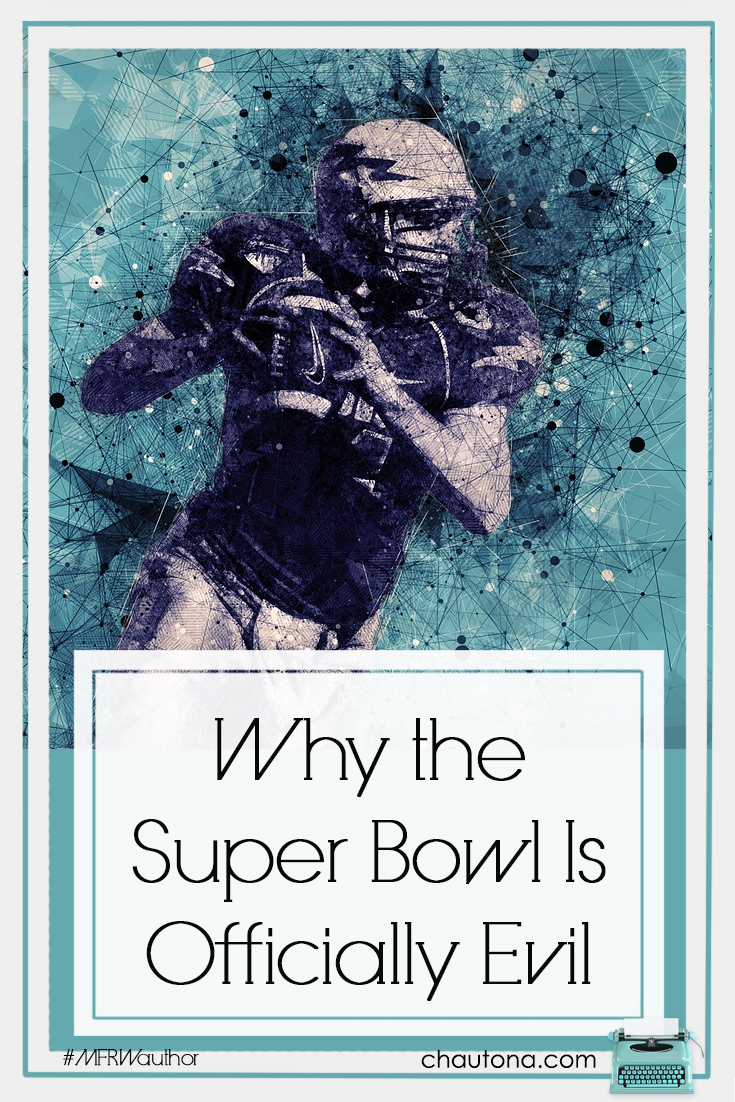 Why the Super Bowl Is Officially Evil