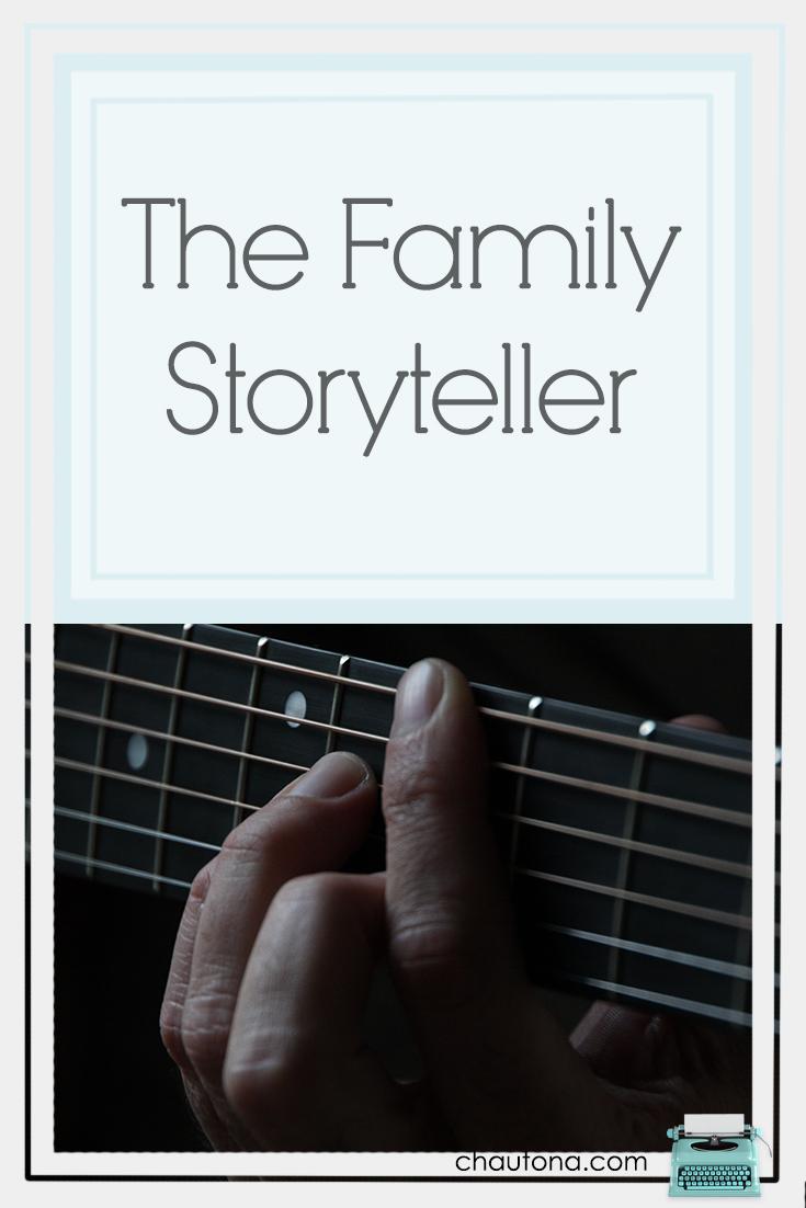 The Family Storyteller