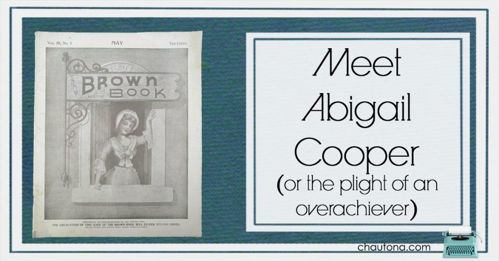 Meet Abigail Cooper