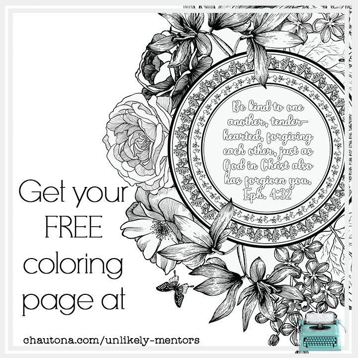 Ephesians Coloring PAge
