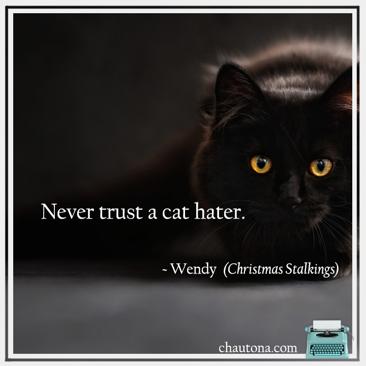 Christmas STalkings quote